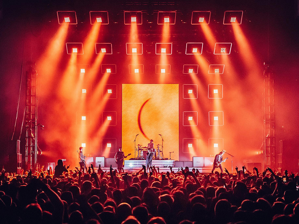NOTHING BUT THIEVES – BROKEN MACHINE UK TOUR